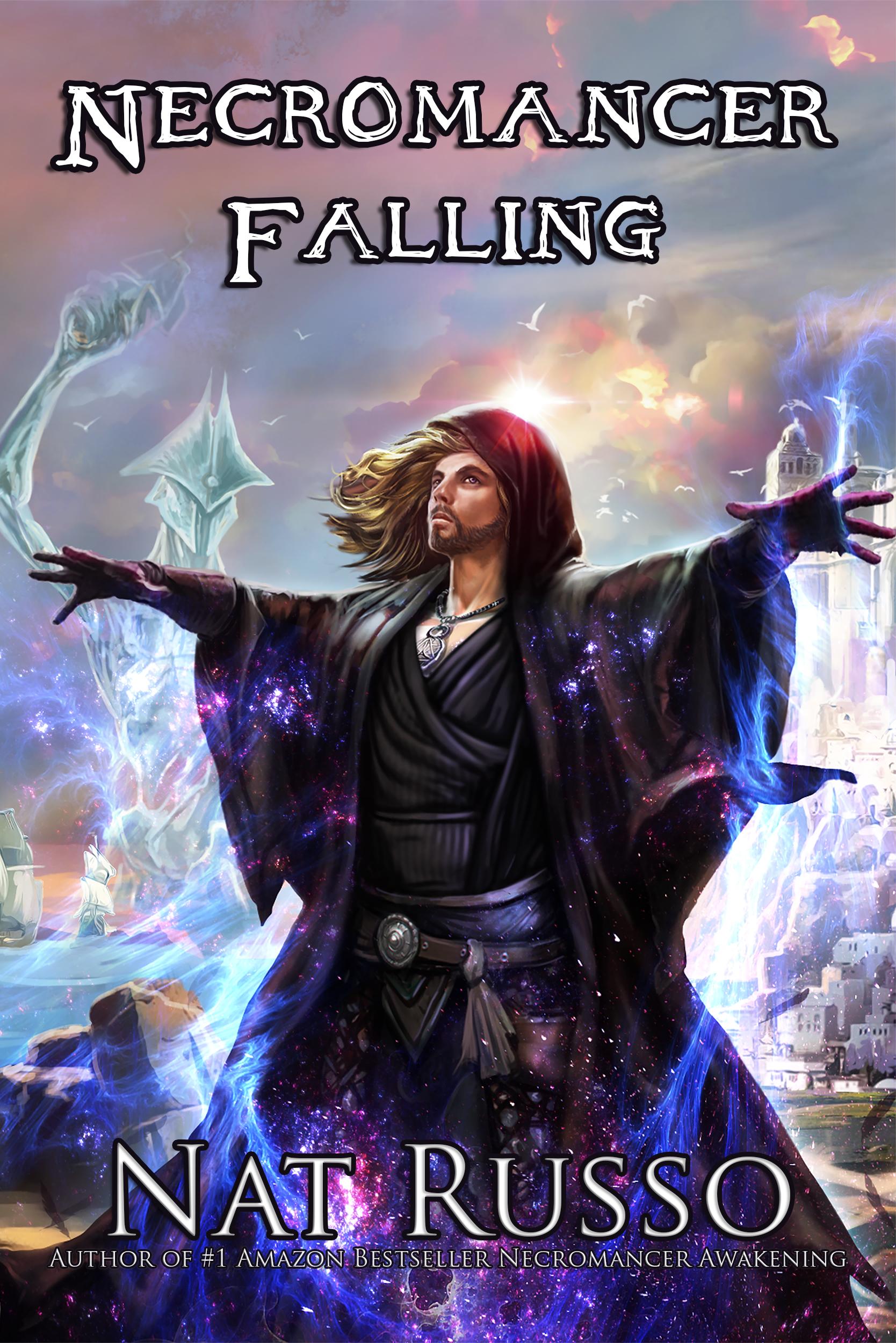 Necromancer Falling